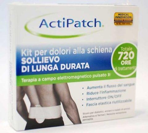 Magnetoterapia Actipach Schiena