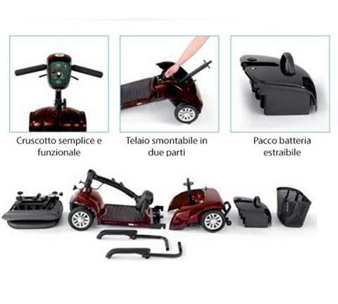 Scooter per Disabili EASY n'GO S1010 KSP 2