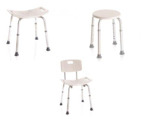 sedie per doccia moretti