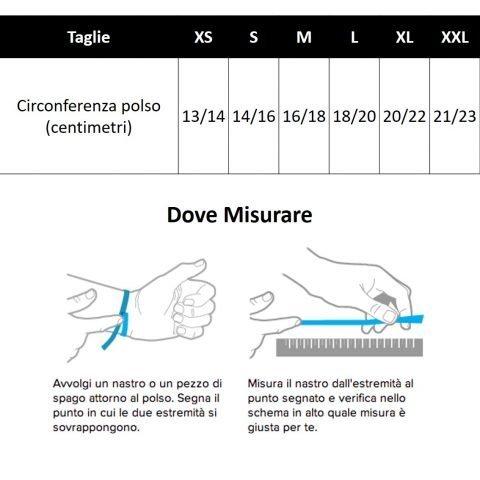 tabella misure mediroyal