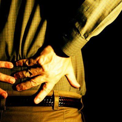 Scarpe per il mal di schiena