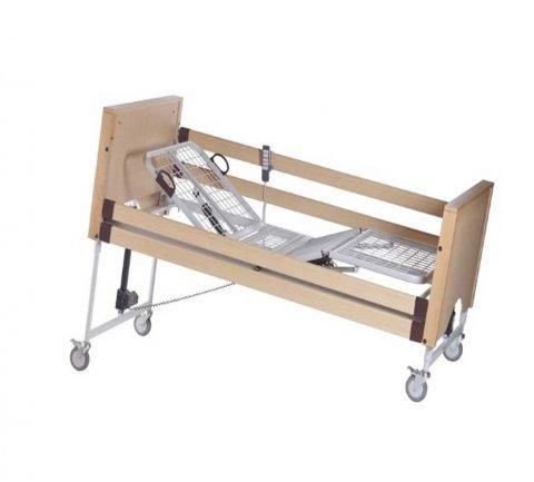 Letto Elettrico Per Disabili Elevabile alla Testiera - MP290
