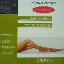 Calze Elastiche Preventive, 140 den Mod.434, Laboratori Piazza