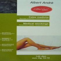 Calze Elastiche Preventive, 140 den Mod.433, Laboratori Piazza