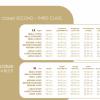 Calze Elastiche terapeutiche Gambaletto Ccl1 mm Hg 20-30 Laboratori Piazza tabella misure 1
