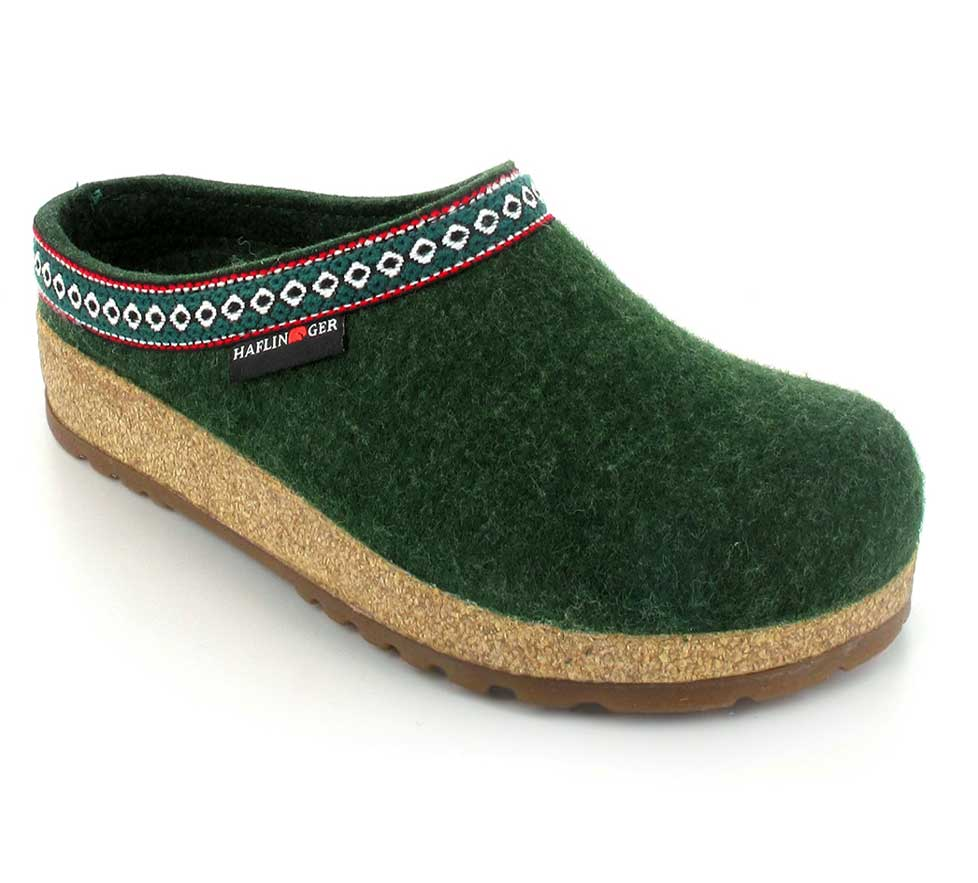 new product b4bb3 fb930 PANTOFOLE ORTOPEDICHE UOMO GRIZZLY FRANZL HAFLINGER