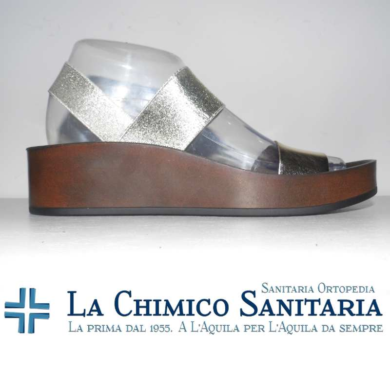sandalo donna pregunta platino IR41384