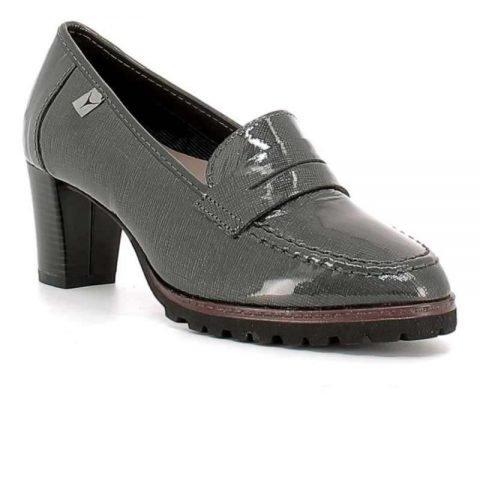scarpa comoda con tacco cinzia soft iv6318-s 2