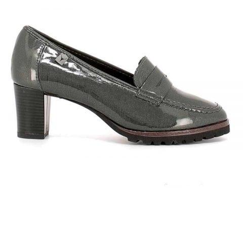 scarpa comoda con tacco cinzia soft iv6318-s