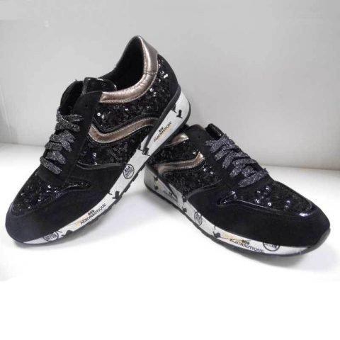 scarpe sportive pregunta 334 nero