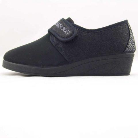 pantofola comoda cinzia soft 3804
