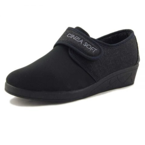 pantofola comoda cinzia soft 3804 6