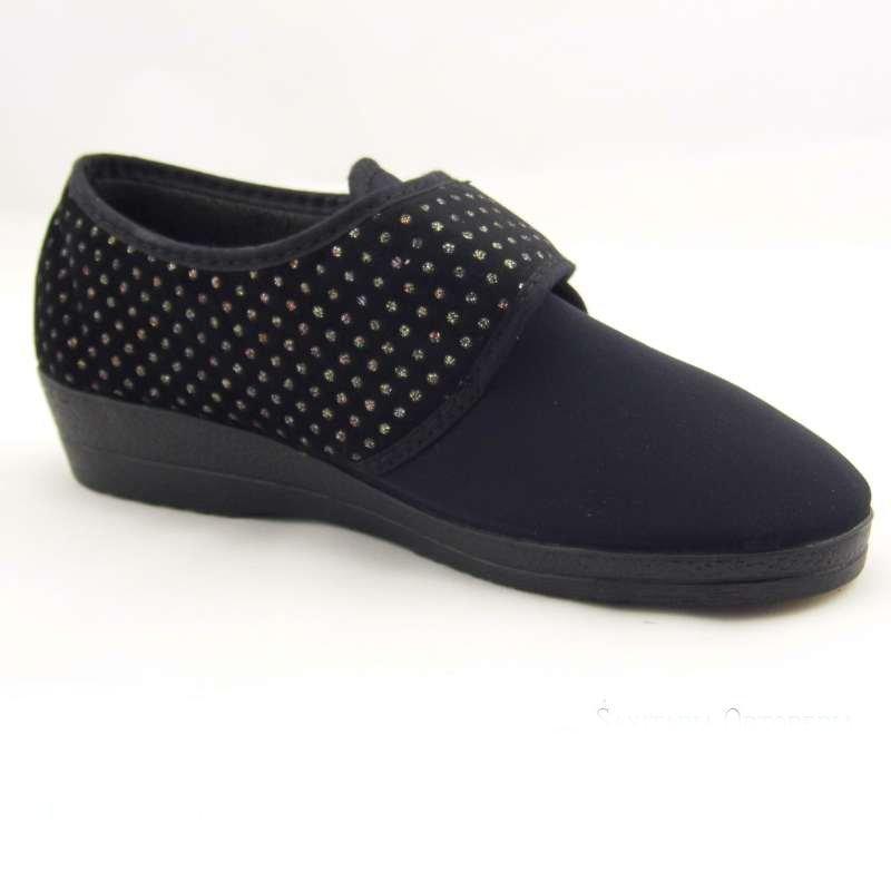 pantofola comoda gold star 511 nero 4