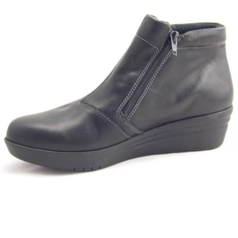 scarpa comoda stivaletto cinzia soft ir36328se