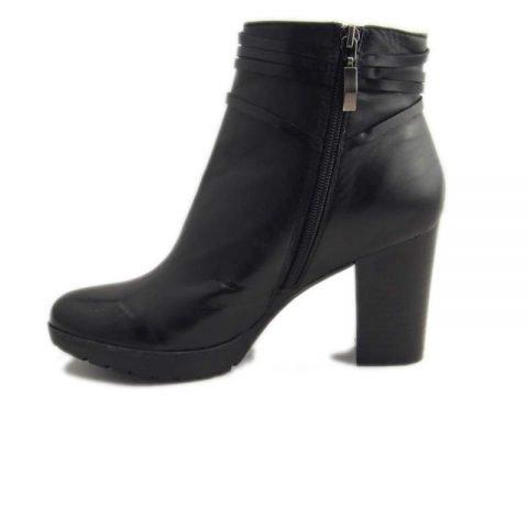 scarpe comode con tacco pregunta icb71 nero 3