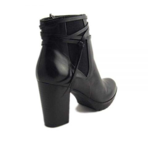 scarpe comode con tacco pregunta icb71 nero