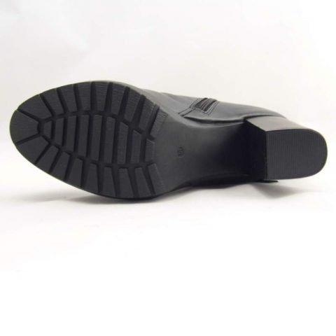 scarpe comode con tacco pregunta icb71 nero suola