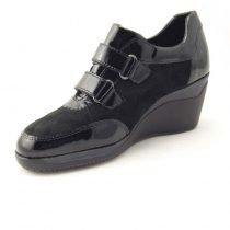scarpe comode con zeppa cinzia soft iv7630 nero 3 ec1f80bdf28