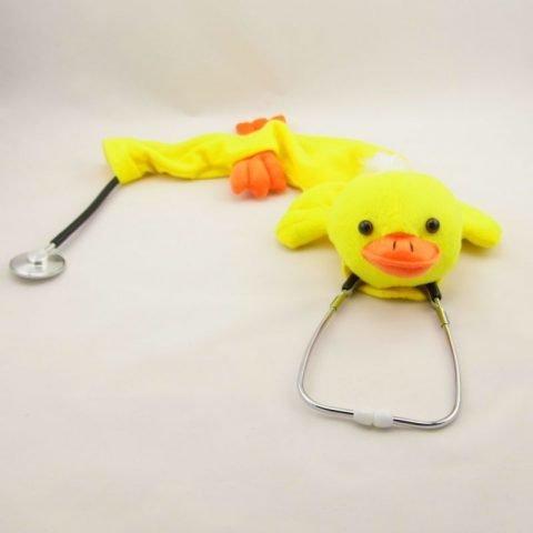 pupazzo copri stetoscopio intermed papera