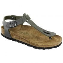 SANDALI ORTOPEDICI KAIRO BIRKENSTOCK BRUSHED EMERALD GREEN