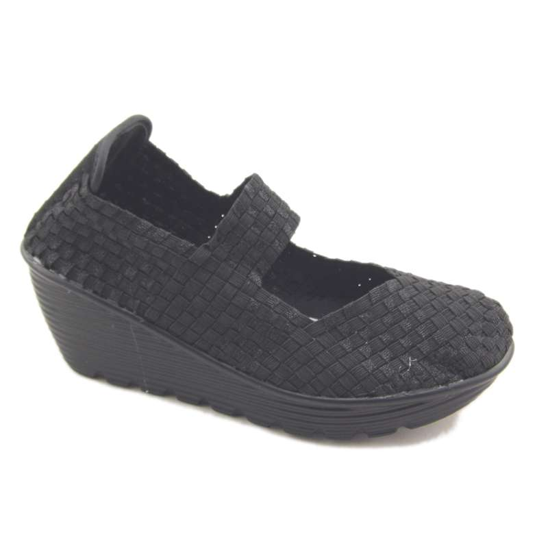 Schuhe COMODE PCAKELLY ELASTICIZZATE CON ZEPPA PREGUNTA PCAKELLY COMODE 07238d