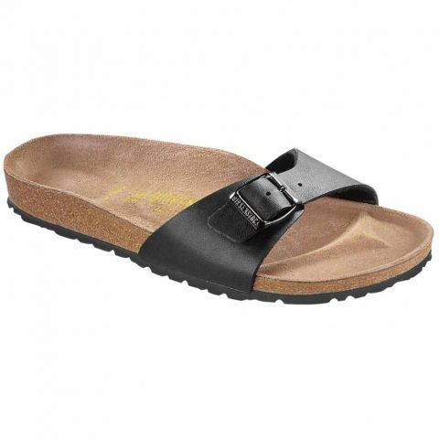 SANDALI ORTOPEDICI MADRID BIRKENSTOCK black
