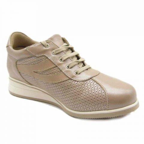 scarpe ortopediche ninetta podoline sabbia 2