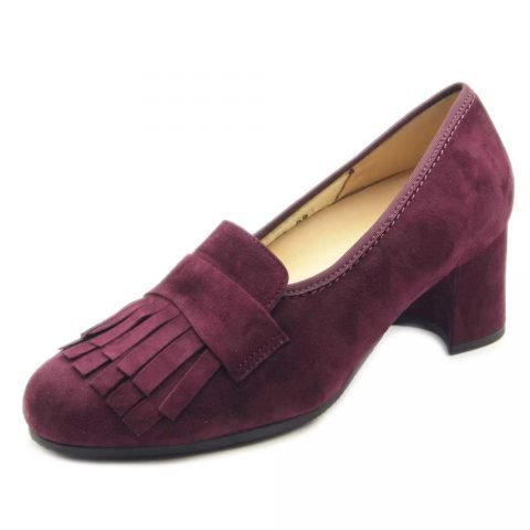 SCARPE ORTOPEDICHE MOCASSINO LOREN 60876 BORDEAUX 3