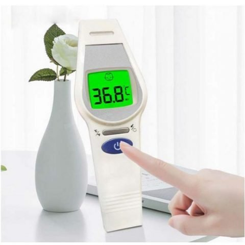 TERMOMETRO TERMOSCANNER NO TOUCH ALPHAMED 2